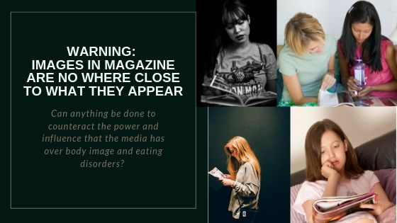 media and body image and eating disorders