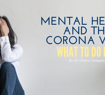 corona virus mental health
