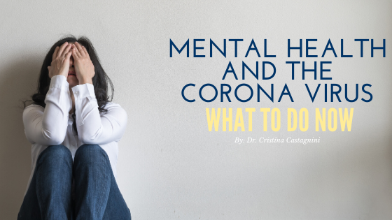 corona virus mental health